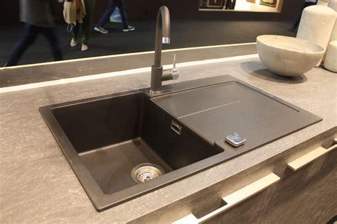 new sinks kitchen new kitchen sink styles showcased at eurocucina 1087