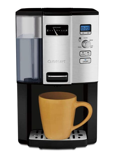 %name cuisinart small coffee maker   Cuisinart DCC 450 Series 4 Cup Coffee Maker (Pick: Red