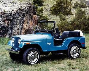 1973 Jeep Cj5 Factory Photo Ua8557