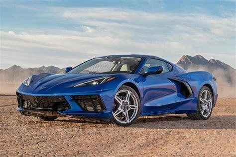 2021 Corvette Stingray Has Ferrari Pricing In Australia ...