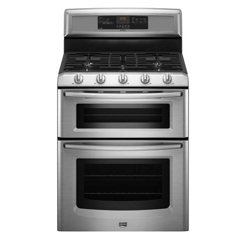 maytag gas range 30 in mgt8775xw sears