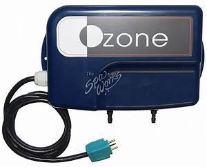 Jacuzzi Spa Ozone Generator  2005 Jacuzzi  240 Volt  50mg