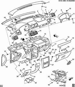 2006 Chevy Cobalt Parts Diagram
