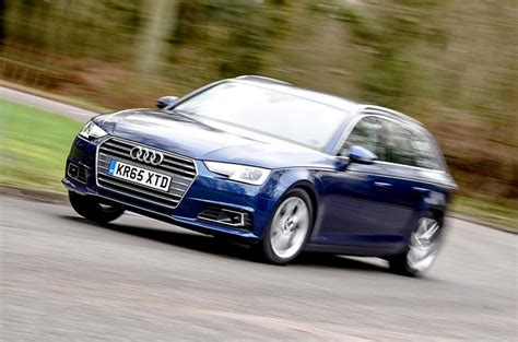 Audi A4 Ultra Review by Audi A4 Avant 2 0 Tdi 150 Ultra Sport Review Review Autocar