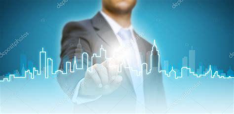 businessman real estate concept stock photo  sdecoret