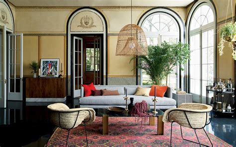 This just in — the victorian age is back! Modern Victorian Decorating Ideas - CB2 Idea Central