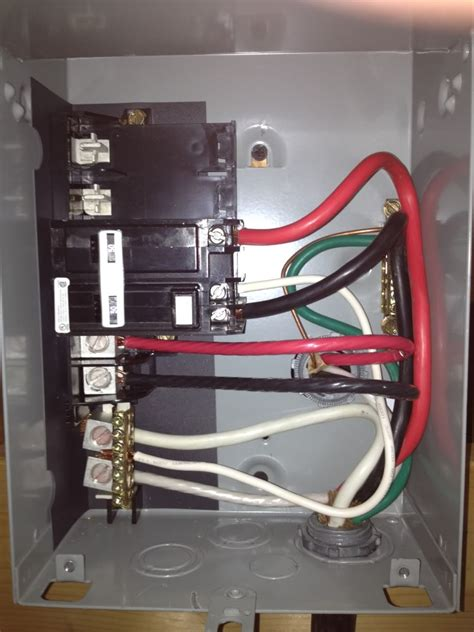 Have Midwest Spa Sub Panel Does The Common Hook
