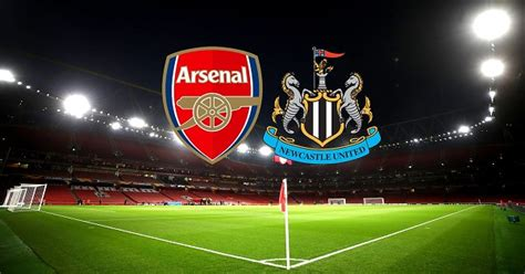 Arsenal v Newcastle Confirmed Team News & Predicted XI for ...