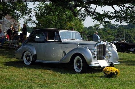 1955 Bentley R-type (continental, D-series)
