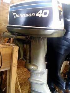 Increasing The Hp Of 1987 Evinrude 40 Hp