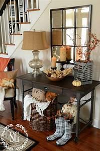 23, Amazing, Farmhouse, Fall, Decorating, Ideas