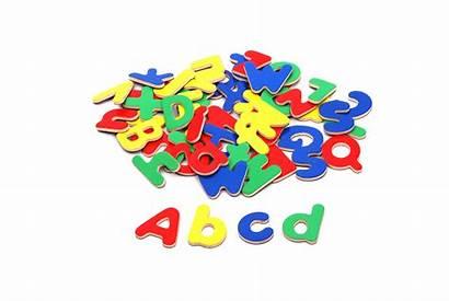 Magnetic Letters Wooden Alphabet Lowercase Viga Uppercase