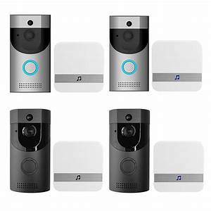 2020 2020 New Smart Wireless Wifi Doorbell Video Doorbell