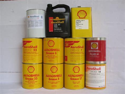 Aeroshell Lubricant Oil, Grease, Hydraulic Fluid