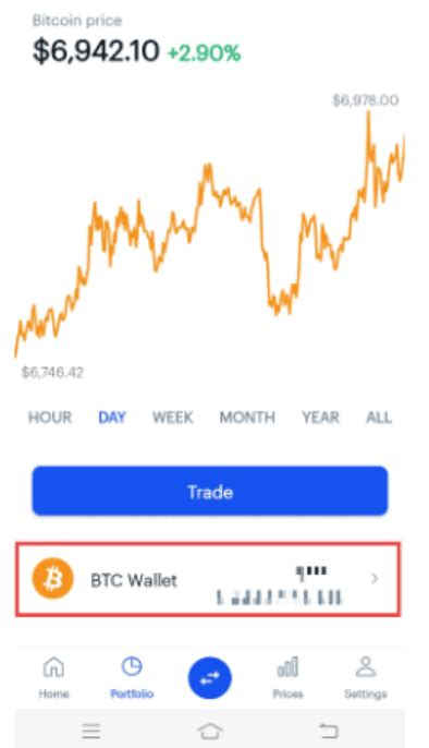 There's also coinbase's native altcoin. Select the bitcoin wallet in which you want to transfer