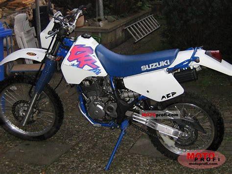Suzuki Dr350 Specs by Suzuki Dr 350 S 1992 Specs And Photos