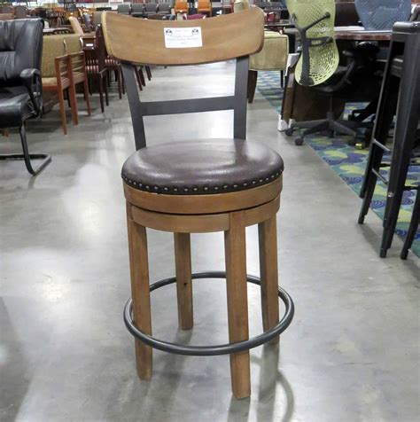 furniture pinnadel counter height bar stool
