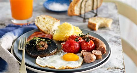 sunday big brekkie recipe  homes  gardens