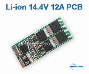 Li Ion Battery Pack Charger Schematic  Lithium Ion Lithium