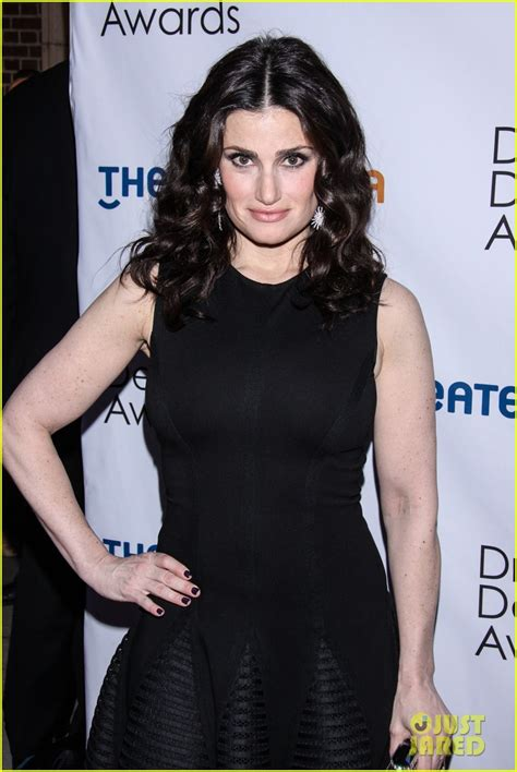 idina menzel sutton foster are gorgeous nominees at