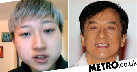 Jackie Chan's Daughter Claims To Have Been 'left Homeless