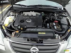 2002 Nissan Altima 3 5 Se 3 5 Liter Dohc 24