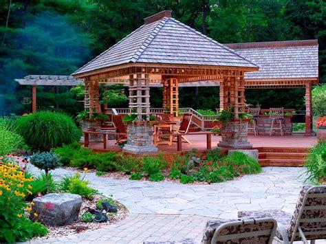 Backyard Pergola And Gazebo Design Ideas