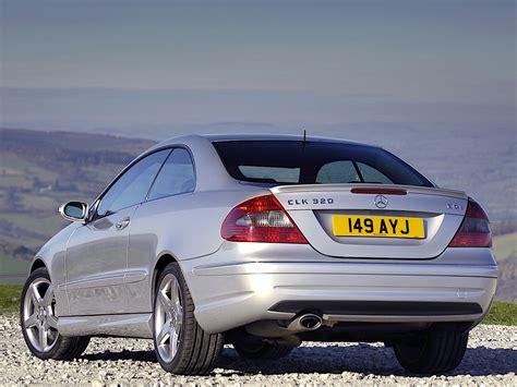 Mercedes Benz Clk (c209) Specs & Photos