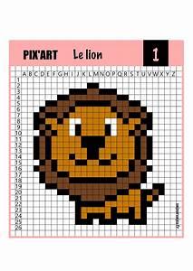 Pixel Art Voiture Facile : pixel art animaux 12 mod les t l charger gratuitement un jour un jeu ~ Maxctalentgroup.com Avis de Voitures