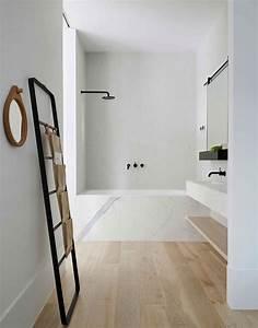 Echelle Salle De Bain : id e d co salle de bain pinterest s lection des ~ Dallasstarsshop.com Idées de Décoration