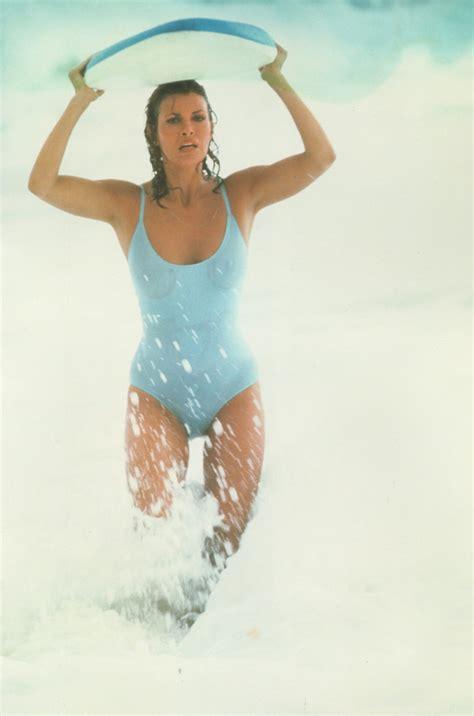 raquel welch wet   swimsuit lycktx