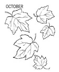 free printable leaf coloring pages for