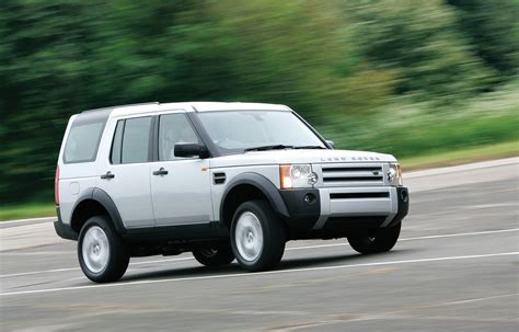 Land Rover Lr3 Wallpaper by 2006 Landrover Lr3 Pictures Photos Wallpapers Top Speed