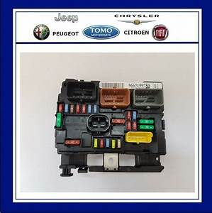 New Genuine Oe Peugeot Engine Bay Fuse Box  Bsm  Fits