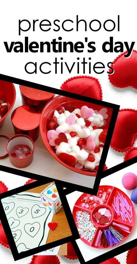 s day activities for fantastic amp learning 382 | preschool valentines day activities pin with images