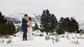 yellowstone wedding winter wedding in yellowstone larry stanley photography
