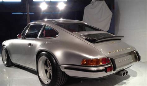tuning porsche  type  par singer vehicle design