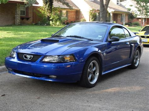 Bluestanggt187 2004 Ford Mustang Specs, Photos