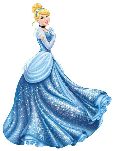 sticker geant glamour princesse cendrillon disney