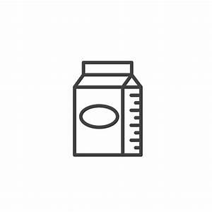 Milk Icon Food  U00b7 Free Vector Graphic On Pixabay