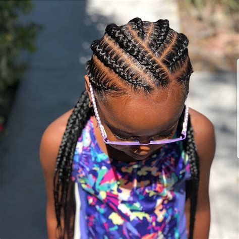 Braided Kid Hairstyles by Braided Hairstyles For 43 Hairstyles For Black