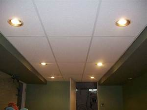 Recessed lighting in drop ceiling ? systems
