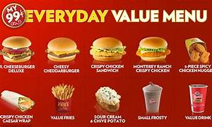 McDonald's set to revive popular value menu | Daily Mail ...