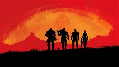 Redemption Dead Wallpapers Gaming Desktop Release Date
