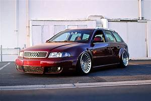 Tag For Audi A4 Wagon 2000 Tuning   Audi A4 B6 Avant