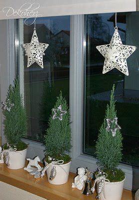 Weihnachtsdeko Fensterbank Innen by Winterliche Fensterbank Saisonale Dekoration