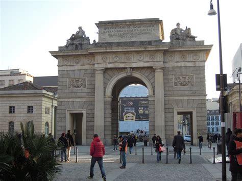 Noleggio Auto Porta Garibaldi Milanopertutti Itinerari Per Tutti