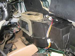1999 Jeep Cherokee Heater Core Replacement