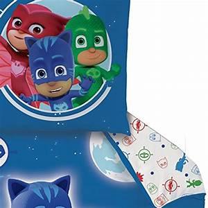 Pj Masks Bettwäsche : pj masks pyjamahelden wende bettw sche set 135x200cm 80x80cm biber flanell ebay ~ Orissabook.com Haus und Dekorationen