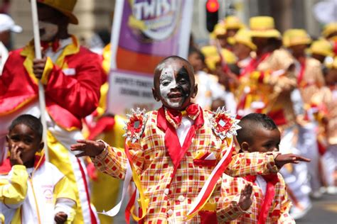 A History Of The Cape Town Minstrel Festival